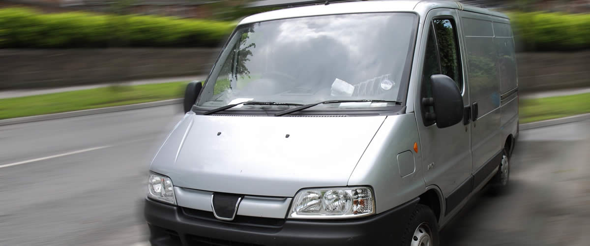 Commercial Van Insurance From Mulcahy Insurances